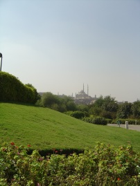 New green space: Al-Azhar Park