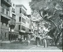 Ezbekiyah Park circa 1880