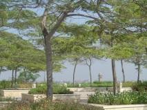 Parterre in Al-Azhar Park