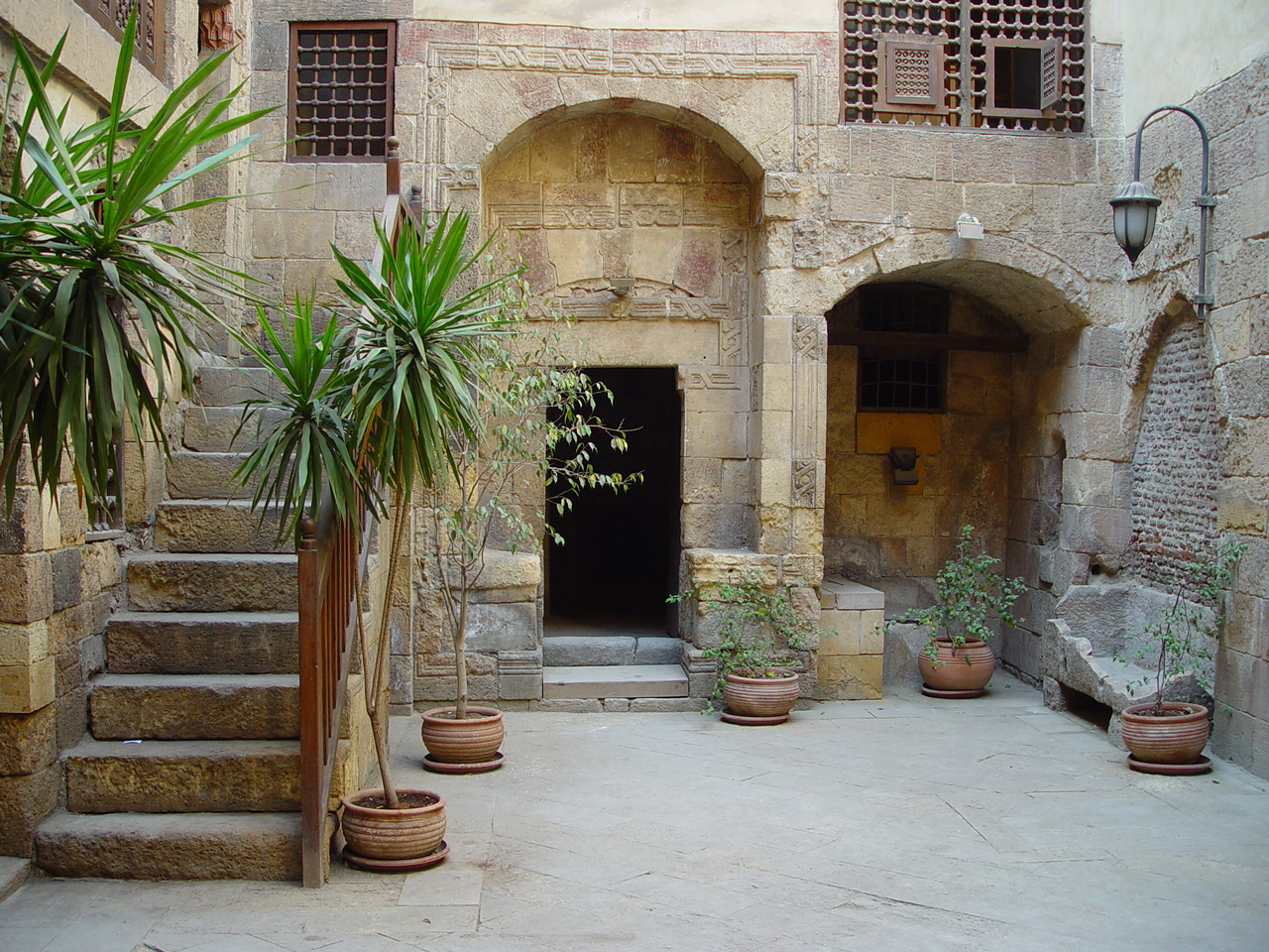 Damascus thejasminegate for The damascus house