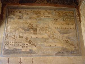 Istanbul fresco