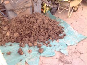 Unworkable soil 2.16