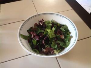 Hellenic salad 1