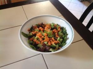 Hellenic salad 2