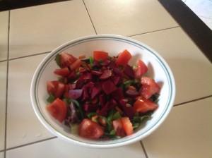 Hellenic salad 4