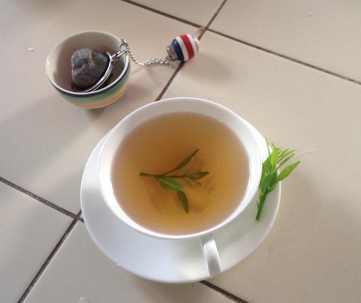 Fragrant tea   8.16