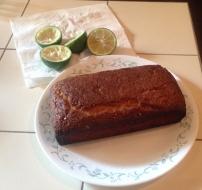 Lemon drizzle cake 3