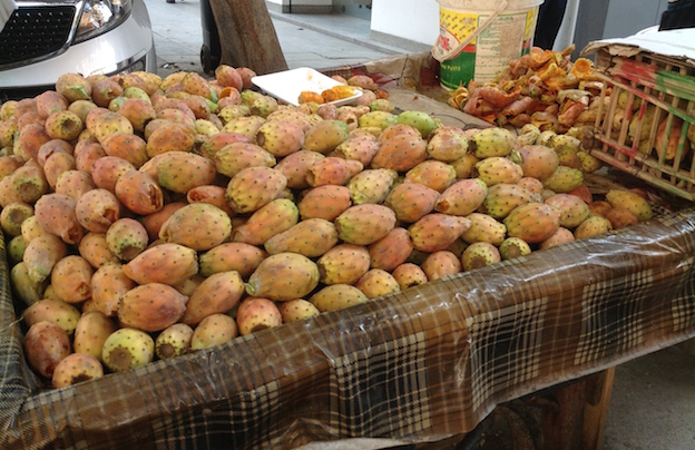 Prickly pears   8.16
