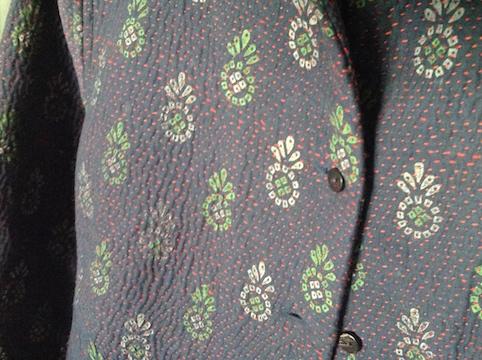 Pomegranate jacket