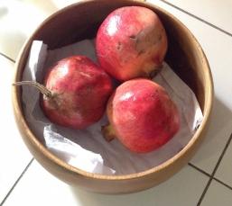Pomegranates commercial 9.17