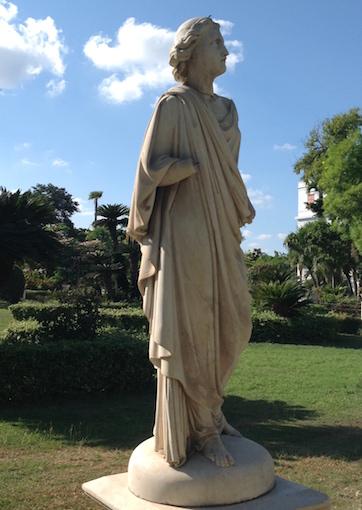 Formal garden - Hypatia