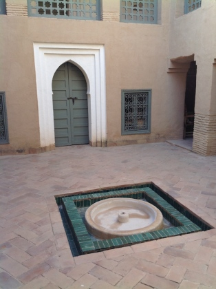 Courtyard 1 - Taroudant